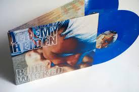 Blue Photo Album Jeremy Heiden U0027s U0027blue Wicked U0027 Album Is On Nearly Every Audio
