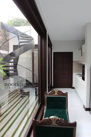 contemporary residence in dha lahore by noor khan design studio 2