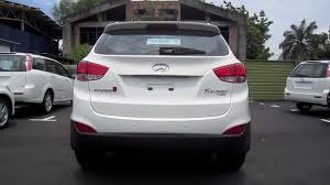 2010 hyundai tucson 2 0 high spec start up and full vehicle tour