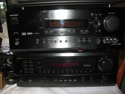 receiver home theater onkyo tx sr600 7 1 channel home theater and 6 similar items