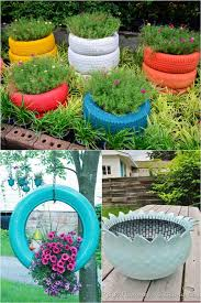 diy planters 35 creative diy planter tutorials how to turn anything into a