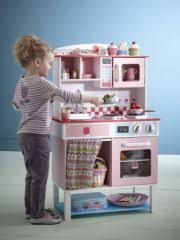 jeu de cuisine pour filles cuisine en bois idée cadeau pour fille http