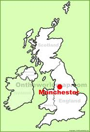 Cheshire England Map by Manchester Maps Uk Maps Of Manchester
