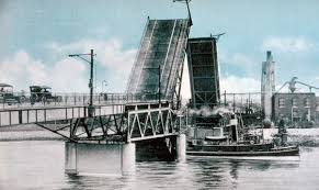 the story of the original canal bridges