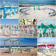 wedding rentals jacksonville fl wedding rentals sun sea weddings