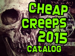 morbid enterprises cheap creeps catalog 2015 youtube