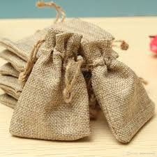 burlap drawstring bags small drawstring linen jewellery pouch rings mini