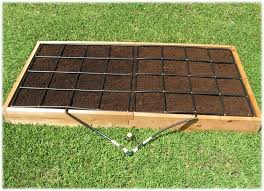 Garden Layout by Raised Vegetable Garden Layout Gardening Ideas