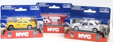 nyc toy cars trucks