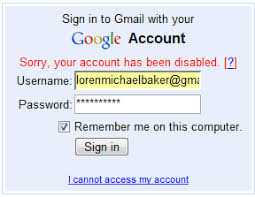 open letter to why you taken away my gmail