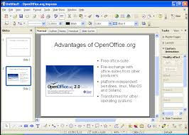 how to create presentations easily in openoffice org 2 apache