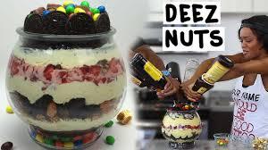 deez nuts for president fishbowl tipsy bartender