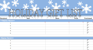 gift shopping list healthy christmas monterey bay holistic alliance