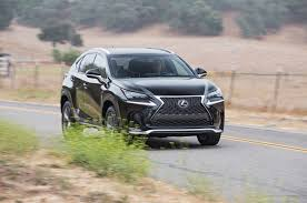lexus nx awd button 2015 lexus nx 200t f sport 300h first test motor trend