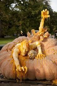 New York Botanical Garden Pumpkin Carving nyc halloween events 2012 walks of new york