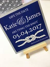 Nautical Save The Date Save The Dates Announcement Wedding Stationery Charlotte