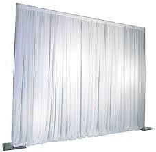 pipe and drape rental nyc event drapery rental draping wedding drapes event decor pipe