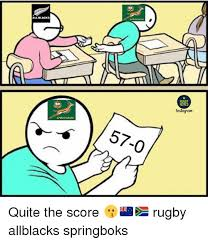 All The Memes - all blacks rugby memes instagram springbok 57 0 quite the score