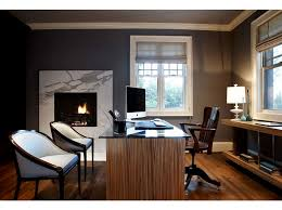 white stone fireplace contemporary home office to obviously beth