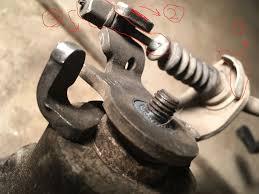 2012 mini cooper s rear caliper piston rebuild help north