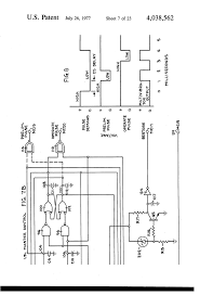 patent us4038562 ladder static logic control system and method