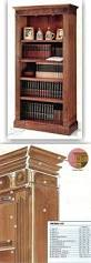 Woodworking Plans Bookcase Cabinet by Free Bookcase Plans U2026 Pinteres U2026