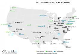 Maps Testing Scores 32 Cities Improve Energy Score Per New Ranking U2013 Next City