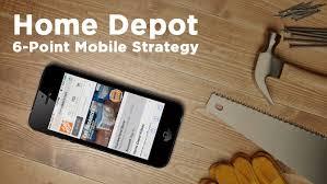 home depot marketing plan home depot mobile marketing strategy funmobility blog