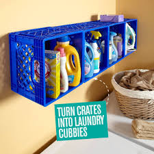 Laundry Room Accessories Storage by Popular Today Handyman Magazine Crates And Laundry