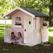 Playhouse Design Cool Outdoor Playhouse Designs For Little Boys And Little Girls