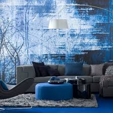 Blue Home Decor Pantone Color Living Room Blue Blue Rooms And Modern Interiors