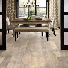 Mannington Laminate Wood Flooring Handsome Graining Realistic Knotholes And Worn Saw Marks Give