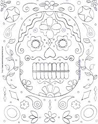 free halloween color page printable coloring pages for halloween