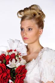 Frisur Lange Haare Kleid by Kostenlose Foto Frau Haar Blume Porträt Modell