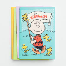 snoopy cards peanuts birthday 12 boxed cards dayspring