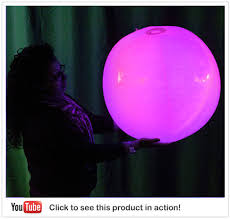 glow balls 24 light up balls led balls lighted