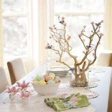 simple table decorations table decorations centerpieces and flowers for an easter dinner