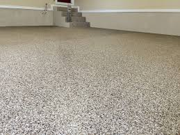 G Force Garage Flooring by 2 Car Garage Platinum Granite Coating