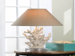 table lamp wholesale coastal shutter table lamp white coral table