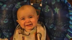 quotes about smiling child why does this baby cry when her mother sings viral video