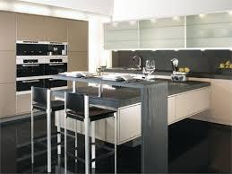 moderne kche mit kochinsel und theke küche mit kochinsel und theke architektur moderne 73682 haus