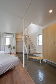 japanese small house design by muji japanese retail company