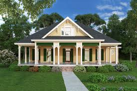 cottage style house plans with porches cottage country farmhouse design awesome simple cottage style