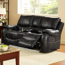 new classic lynx casual dual reclining sofa with lighted base
