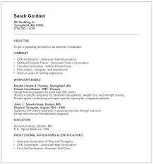 Resume With Results Resume With Certifications Sample Awesome Collection Of Resume