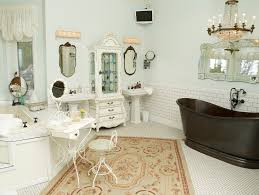 copper bathtub bathroom shabby chic with antique area rug copper