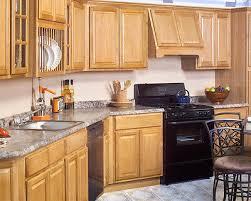 oak kitchen cabinets all wood rta 10x10 country oak kitchen cabinets with finger grip plywood box ebay
