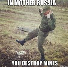 Russia Meme - meme thug life in russia