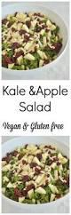 kale salad for thanksgiving 25 best kale apple salad ideas on pinterest kale salad
