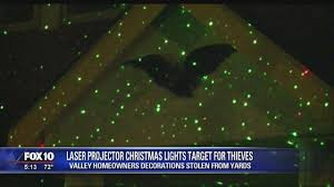 Star Show Laser Light Popular Holiday Decoration Is A Target For